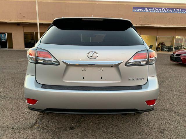 2013 Lexus RX 350 3 MONTH/3,000 MILE NATIONAL POWERTRAIN WARRANTY Mesa, Arizona 3