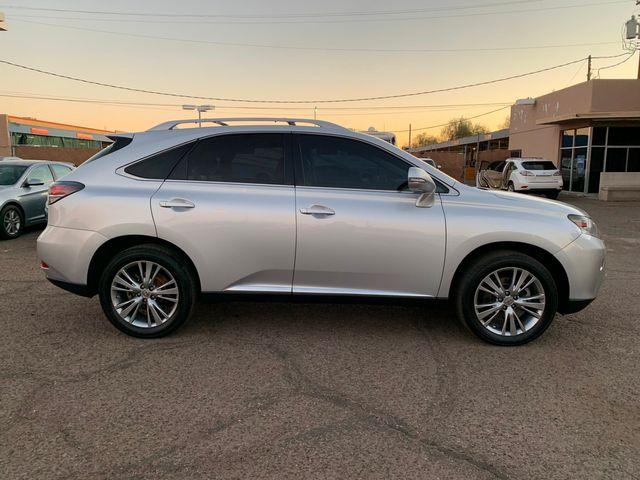 2013 Lexus RX 350 3 MONTH/3,000 MILE NATIONAL POWERTRAIN WARRANTY Mesa, Arizona 5