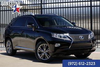 2013 Lexus RX 350 Navigation Comfort Package in Plano Texas, 75093