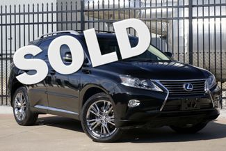 2013 Lexus RX 350 Navigation * A/C SEATS * Chrome 19's * BU CAMERA Plano, Texas