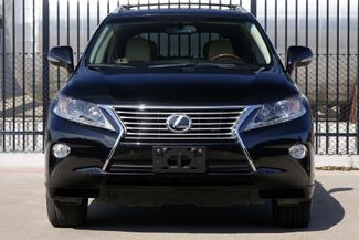 2013 Lexus RX 350 Navigation * A/C SEATS * Chrome 19's * BU CAMERA Plano, Texas 6