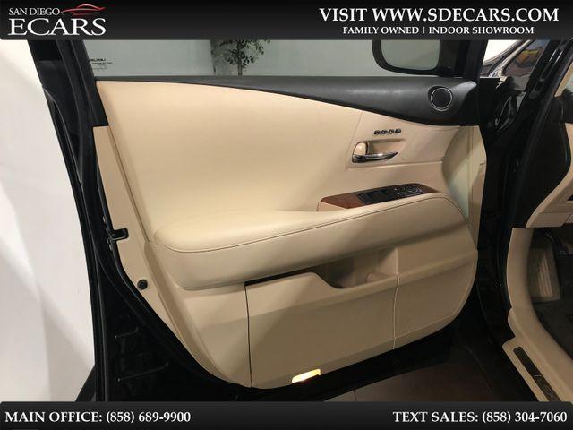 2013 Lexus RX 350 in San Diego, CA 92126