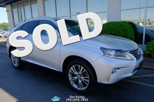 2013 Lexus RX 450h in Memphis Tennessee