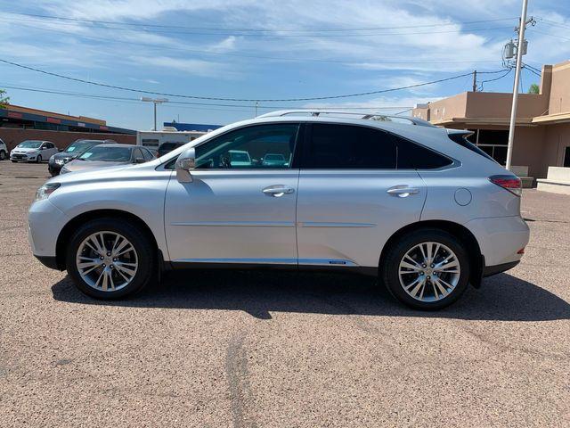 2013 Lexus RX 450h 3 MONTH/3,000 MILE NATIONAL POWERTRAIN WARRANTY Mesa, Arizona 1