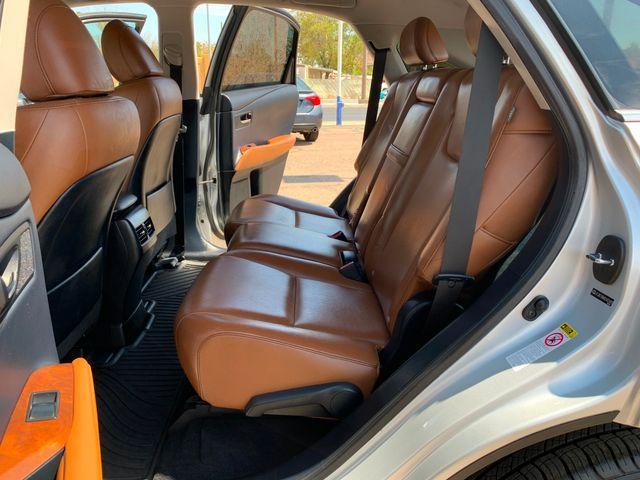 2013 Lexus RX 450h 3 MONTH/3,000 MILE NATIONAL POWERTRAIN WARRANTY Mesa, Arizona 10
