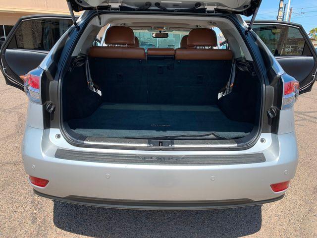 2013 Lexus RX 450h 3 MONTH/3,000 MILE NATIONAL POWERTRAIN WARRANTY Mesa, Arizona 11