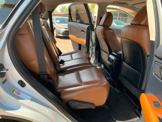 2013 Lexus RX 450h 3 MONTH/3,000 MILE NATIONAL POWERTRAIN WARRANTY Mesa, Arizona 12