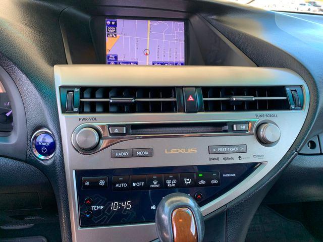 2013 Lexus RX 450h 3 MONTH/3,000 MILE NATIONAL POWERTRAIN WARRANTY Mesa, Arizona 19