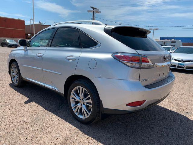 2013 Lexus RX 450h 3 MONTH/3,000 MILE NATIONAL POWERTRAIN WARRANTY Mesa, Arizona 2