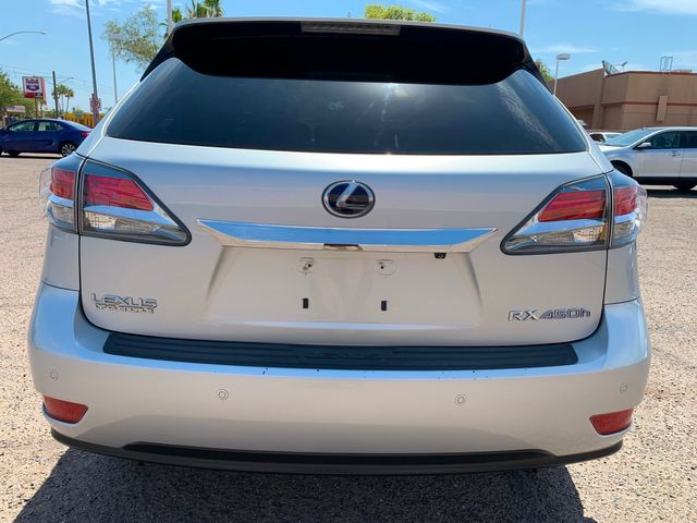 2013 Lexus RX 450h 3 MONTH/3,000 MILE NATIONAL POWERTRAIN WARRANTY Mesa, Arizona 3