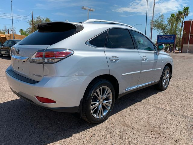 2013 Lexus RX 450h 3 MONTH/3,000 MILE NATIONAL POWERTRAIN WARRANTY Mesa, Arizona 4