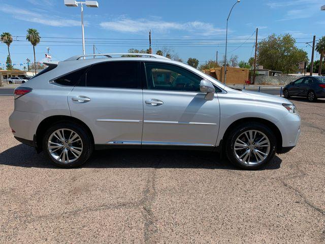 2013 Lexus RX 450h 3 MONTH/3,000 MILE NATIONAL POWERTRAIN WARRANTY Mesa, Arizona 5