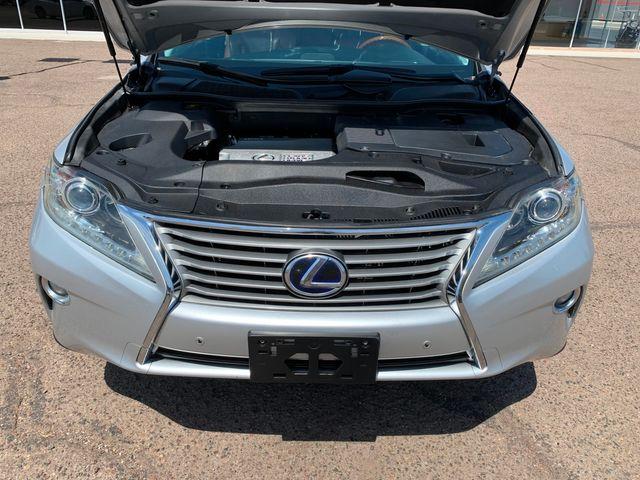 2013 Lexus RX 450h 3 MONTH/3,000 MILE NATIONAL POWERTRAIN WARRANTY Mesa, Arizona 8