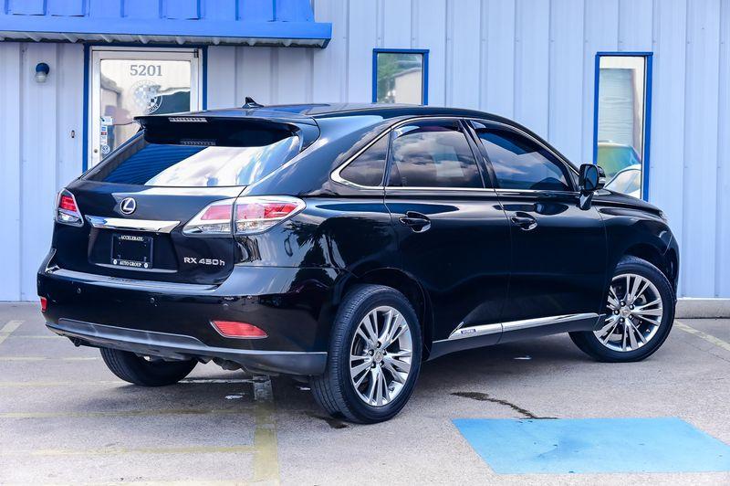 2013 Lexus RX 450h 3.5L V6 450HYBRID NAV/LEATHER/HTD/VNTLD SEATS CLN in Rowlett, Texas