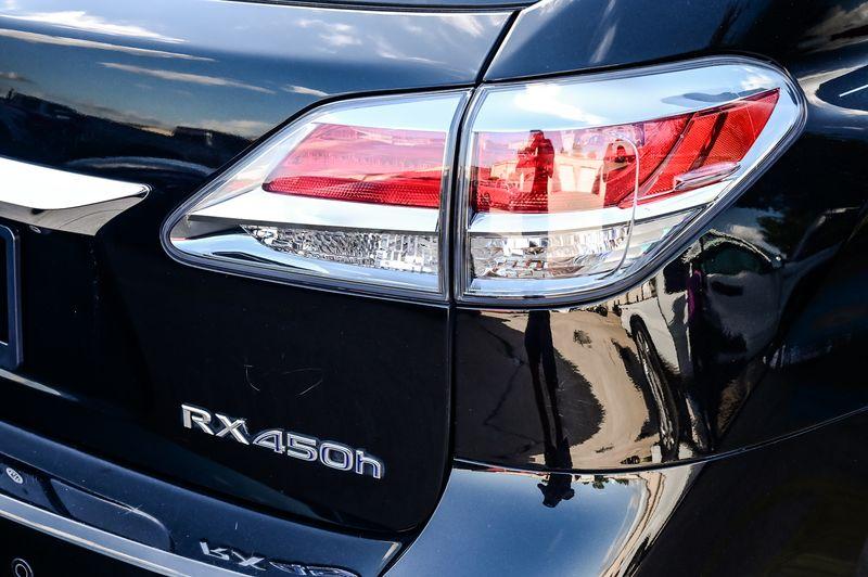 2013 Lexus RX 450h 3.5L V6 450 HYBRID NAV LEATHER HTD/VNT SEATS CLEAN in Rowlett, Texas