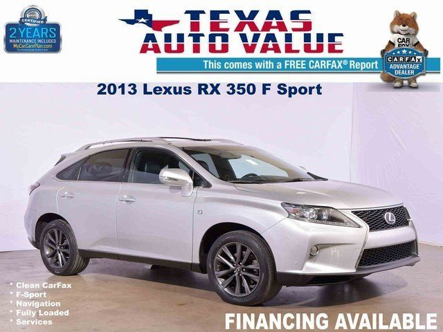 2013 Lexus RX 350 in Addison TX, 75001