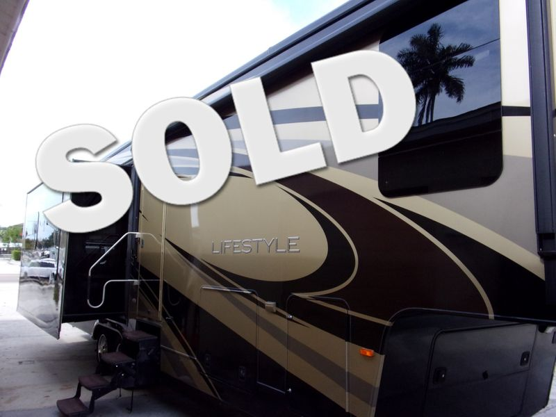 2013 Lifestyle LS371K   city FL  Manatee RV  in Palmetto, FL