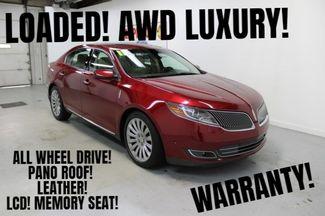 2013 Lincoln MKS AWD in Bentleyville Pennsylvania, 15314