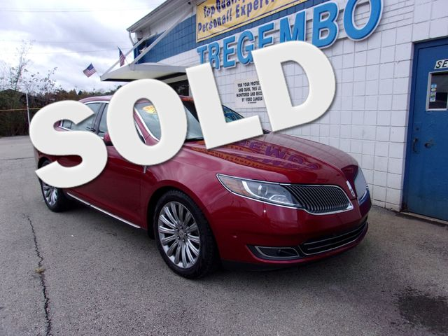 2013 Lincoln MKS AWD in Bentleyville Pennsylvania, 15314