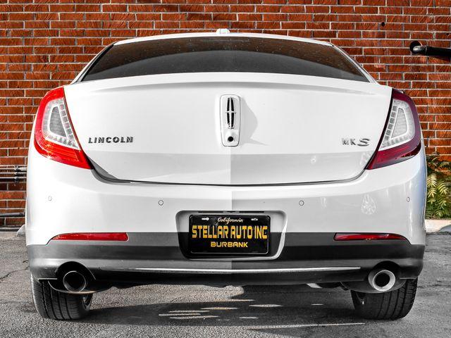 2013 Lincoln MKS Burbank, CA 2