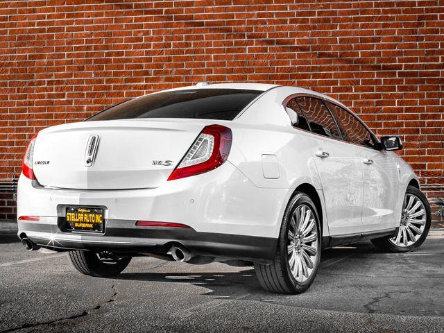2013 Lincoln MKS Burbank, CA 3