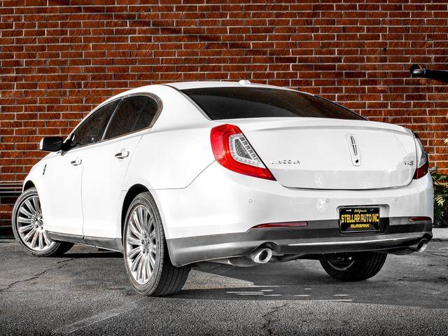 2013 Lincoln MKS Burbank, CA 4
