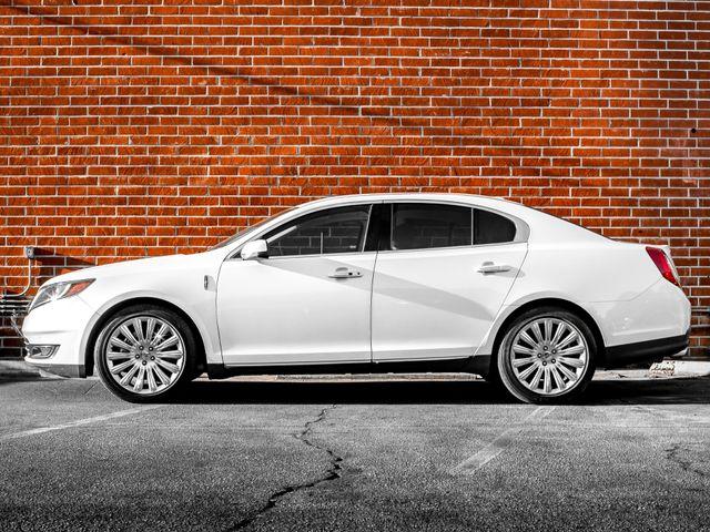 2013 Lincoln MKS Burbank, CA 1