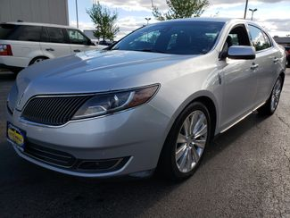 2013 Lincoln MKS EcoBoost ALL WHEEL DRV | Champaign, Illinois | The Auto Mall of Champaign in Champaign Illinois