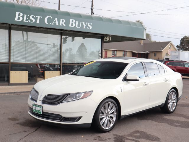 2013 Lincoln MKS EcoBoost in Englewood, CO 80113