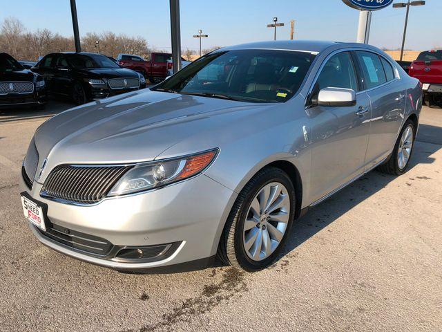 2013 Lincoln MKS in Gower Missouri, 64454