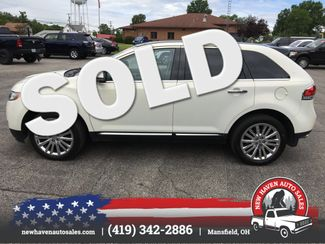 2013 Lincoln MKX 4x4 in Mansfield, OH 44903
