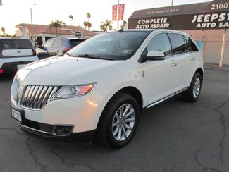 2013 Lincoln MKX Premium in Costa Mesa, California 92627