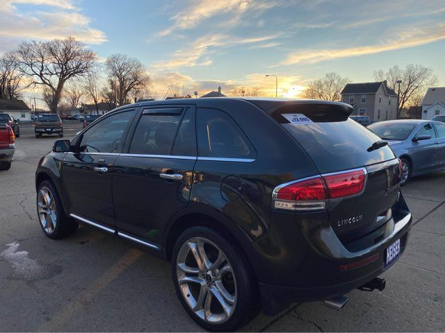 2013 Lincoln MKX New Tires in Dickinson, ND 58601