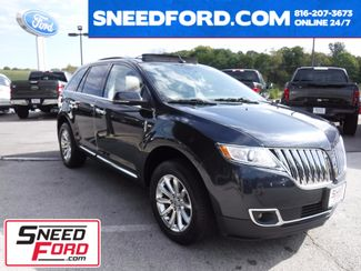 2013 Lincoln MKX in Gower Missouri, 64454
