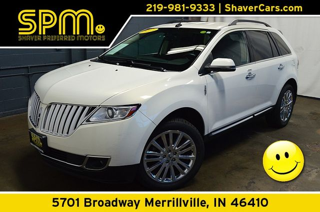 2013 Lincoln MKX 4d SUV AWD Elite