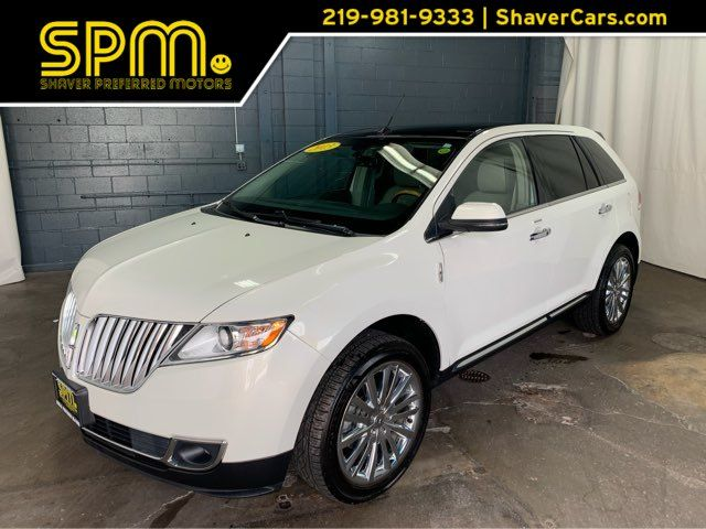 2013 Lincoln MKX 4d SUV AWD