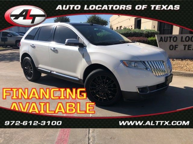 2013 Lincoln MKX in Plano, TX 75093