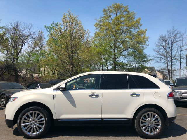 2013 Lincoln MKX Sterling, Virginia 4
