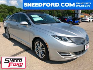 2013 Lincoln MKZ 2.0L I4 in Gower Missouri, 64454
