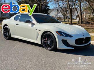 2013 Maserati Gran Turismo MC SPORT LINE V8 ONLY 14K MILES PRISTINE in Woodbury, New Jersey 08093