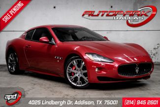 2013 Maserati GranTurismo Sport in Addison, TX 75001