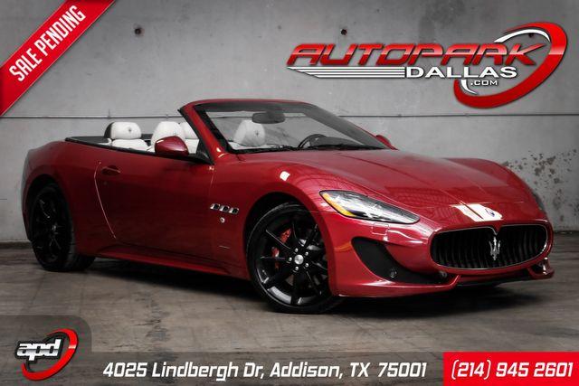 2013 Maserati GranTurismo Convertible Sport in Addison, TX 75001