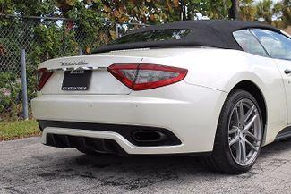 2013 Maserati GranTurismo Convertible Sport Hollywood, Florida 46