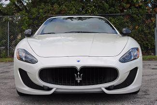 2013 Maserati GranTurismo Convertible Sport Hollywood, Florida 12