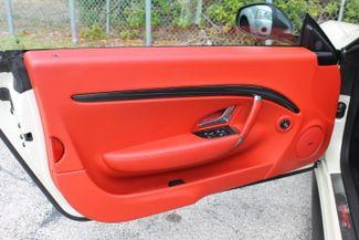 2013 Maserati GranTurismo Convertible Sport Hollywood, Florida 36