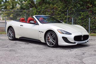 2013 Maserati GranTurismo Convertible Sport Hollywood, Florida 28