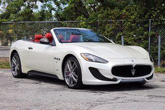 2013 Maserati GranTurismo Convertible Sport Hollywood, Florida 74