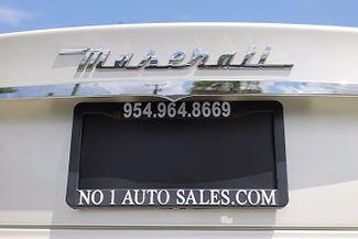 2013 Maserati GranTurismo Convertible Sport Hollywood, Florida 75