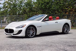 2013 Maserati GranTurismo Convertible Sport Hollywood, Florida 44
