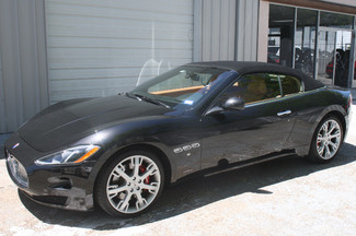 2013 Maserati GranTurismo Convertible Houston, Texas